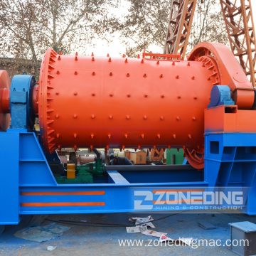 Wide Application Portable Mobile Grinding Ball Mill