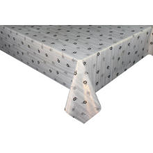 Elegant Tablecloth with Non woven backing Per Metre