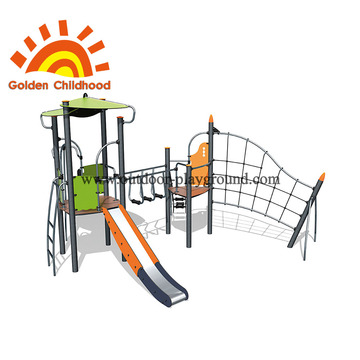Rock climb playset climbing wall angle