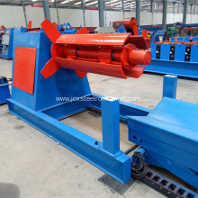 Material 5tons Auto Decoiler with car