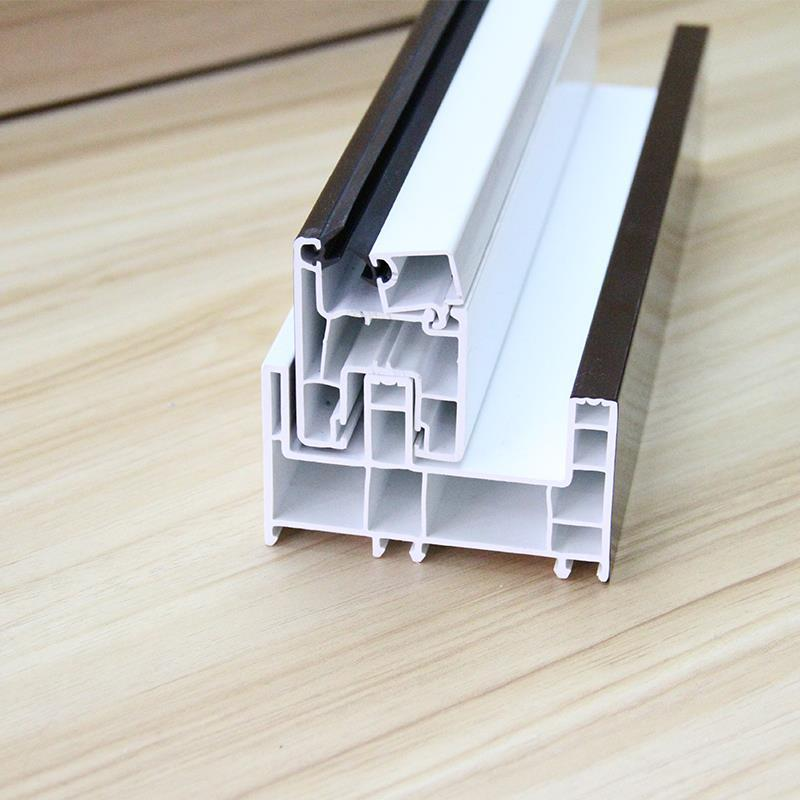 lamination upvc profile 72