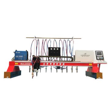 Gantry Flame plasma cutting machine Thick Steel