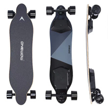 High powerful hub motor electric skateboard