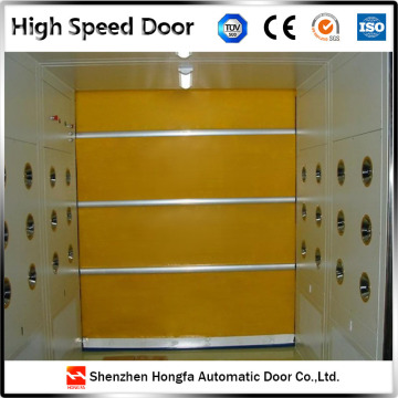 Durable Fast Rapid Rolling Up High Speed ​​Doors