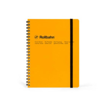 Rigid Custom Hardcover Spiral School Exercise Notebook