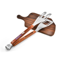 Fork Spatula Tong 3-in-1 BBQ Tool