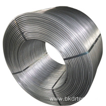 China Exporter for Offer Cored Wire,Foundry Cored Wire,Steelmaking Cored Wire,Calcium Cored Wire From China Manufacturer Cored Wire For Steelmaking supply to Russian Federation Wholesale