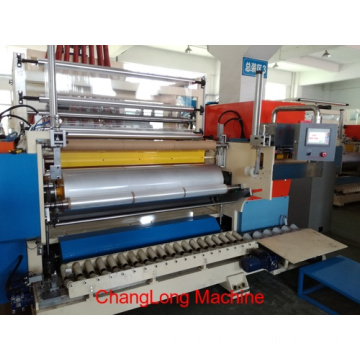 Fully-auto PE Plastic Packing Film Machine
