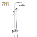 Brass Thermostatic Bathroom Shower Mixer