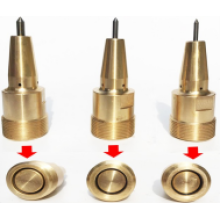 Cemented Carbide Pneumatic dot Marking Needle Core