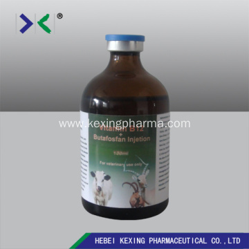 Animal Vitamin B12 injection 50ml cattle