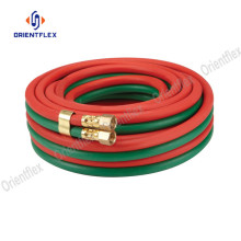 Manufacturer of for Twin Hose,Oxygen Hose,Acetylene Hose Manufacturer in China Colorful Smooth Surface Twin Line Hose supply to Japan Importers