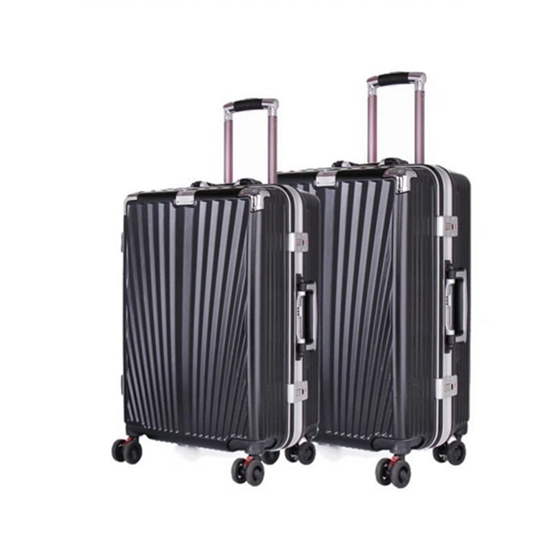Abs Pc Suitcase Silent Luggage