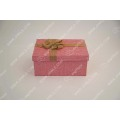 High quality pink lovely hat present box sets