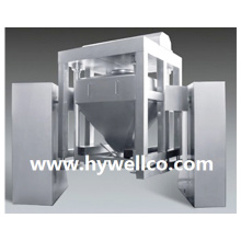 Stainless Steel Pharmaceutical Bin Mixer