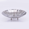Food Grade Stainless Steel Steamer Basket Vegetable Basket
