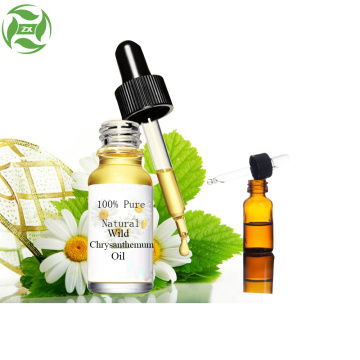100% pure natural organic Wild chrysanthemum flower oil