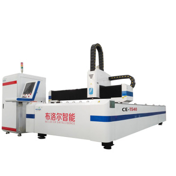 the fiber laser cutting machine