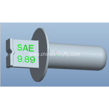 Cheap for Quick Connect End Plug End Plug Line Ø9.89mm 10SAE supply to El Salvador Manufacturers