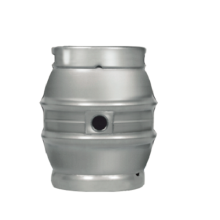 Round Party Stainless Steel Beer Cask Container