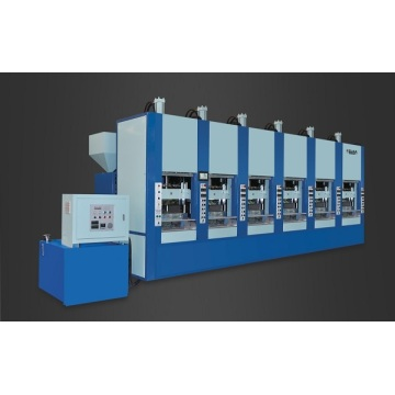 Full Automatic Weighing Foam Molding Machine