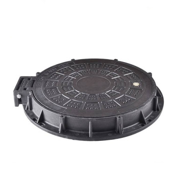 EN124 D400 E600 Ductile Iron Man Hole Cover