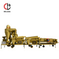Integrated paddy seed cleaner machine