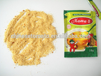 sachet packing seasoning cube and good quality