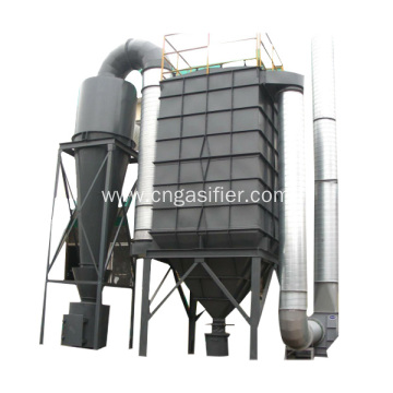 Industrial Dust Removal in Cement Plants
