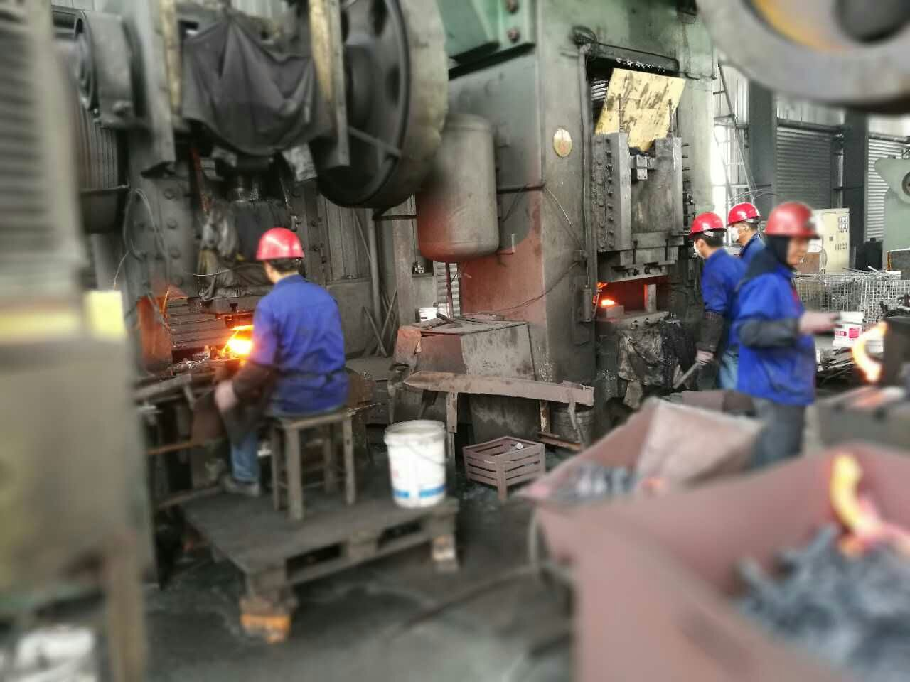 clamp coupling producing