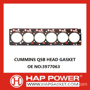Ordinary Discount for Cummins Sealing Gaskts QSB HEAD GASKET 3977063 supply to Lesotho Importers
