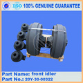 PC220-8 PC200-8 pc160-8 PC228US-8 front idler 20Y-30-00322