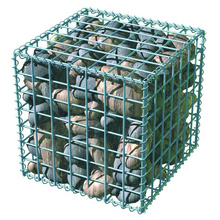 Double Twist Galvanized Woven Gabion Basket