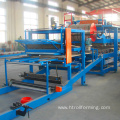 Factory selling one year warranty sandwich panel press machine