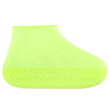 Reusable Silicone Shoe Covers Slip Resistant For Ladies Men Kids