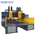 High precision PLC control cnc drilling machine