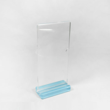 High Quality Custom Acrylic Sign Holder