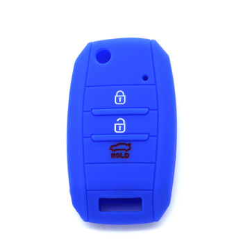Carcasa de carcasa remota Kia car key storage replacement