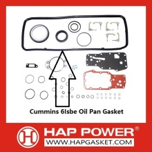 Cummins 6L Oil Pan Gasket