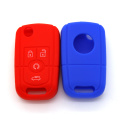Buick 4 buttons silicon car key cover