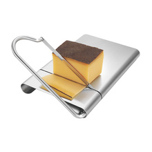 Customized for Professional Chocolate Making Tools stainless steel  cutting board export to France Wholesale