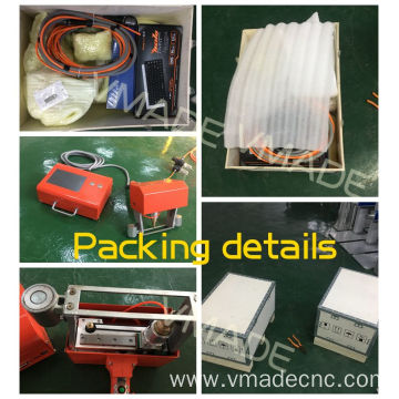 VIN Code Metal pneumatic CNC Dot Peen Machine