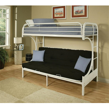 Purchasing for Green Bunk Beds Steel furniture School Kids Double Project Bunk Beds supply to Gabon Wholesale