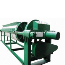 Big Capacity Pottery Clay Plate Frame Filter Press