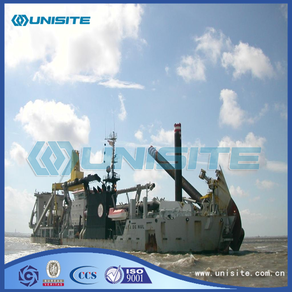 Hydraulic Cutter Suction Dredger