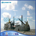 Cutter suction dredger specification