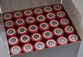 infrared flashlight battery Sanyo Battery UR18650A