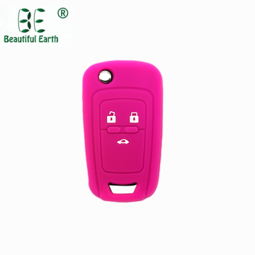 Good Quality Chevrolet spark Silicone Car Key Cover