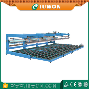 IUWON Auxiliary Hydraulic Manual Stacker Machine