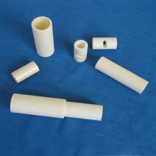 Customized for Industrial Ceramic Alumina Tube Alumium oxide ceramic tube supply to United States Supplier